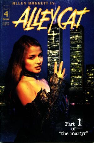 Cover for Alley Cat #4 (1999)