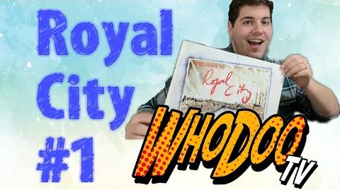 Single Issue Spotlight Royal City 1