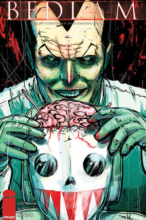 Cover for Bedlam #6 (2013)