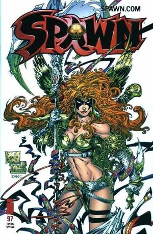 Cover for Spawn #97 (2000)