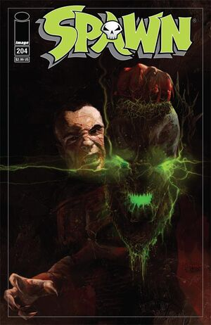 Cover for Spawn #204 (2011)