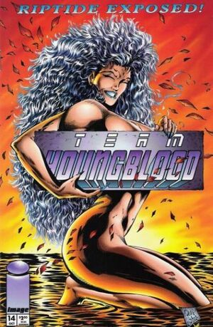 Cover for Team Youngblood #14 (1994)
