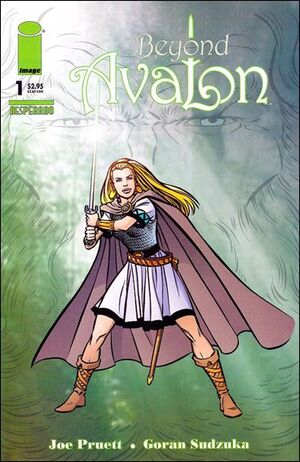 Cover for Beyond Avalon #1 (2005)