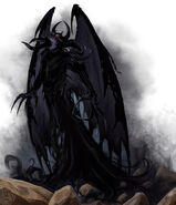 Shadow Demon by BenWootten