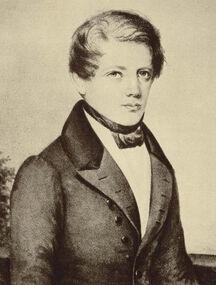 Bismarck, young man