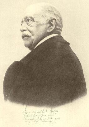 Bismarck, 80 years old