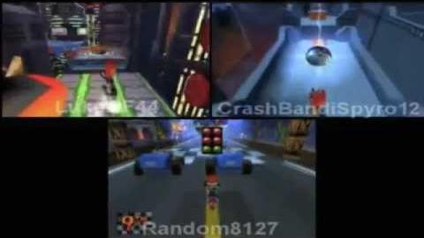 IAS2 Grand Final - LukeRF44 vs CrashBandiSpyro12 vs StanScooby545 vs Random8127-0
