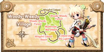 Woody-Weedy-Village