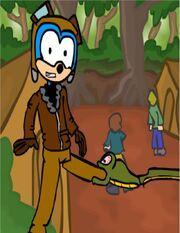 John The Hedgehog