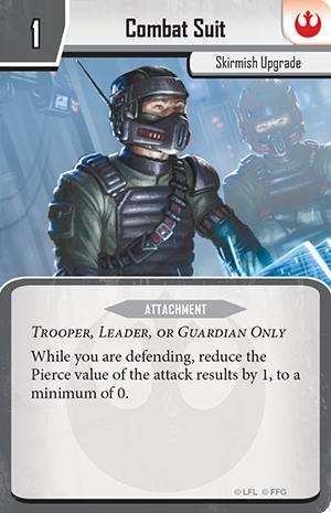 Combat-suit