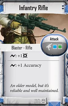 Infantry-rifle