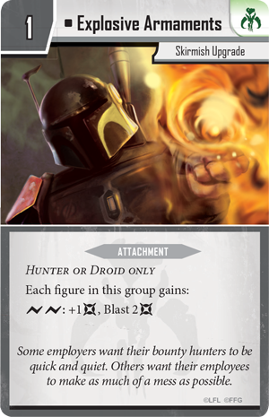 Explosive-armaments