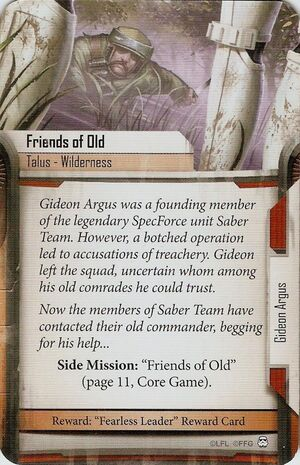 Friends of Old