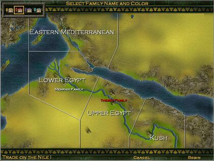 Trade on the Nile I