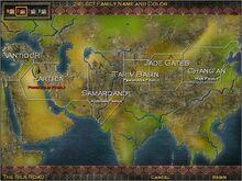 The Silk Road I