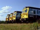Class 504s at Bury