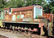 Hudswell D707 at the Rutland Railway 05-09-25 31