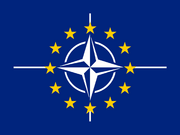 DD62 Europa Alliance EA flag