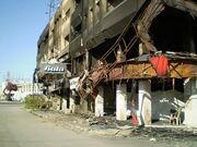 Karachi rioting aftermath
