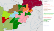 Afghanistan 2000 DD62 location map