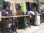 Tailors in Tanzania