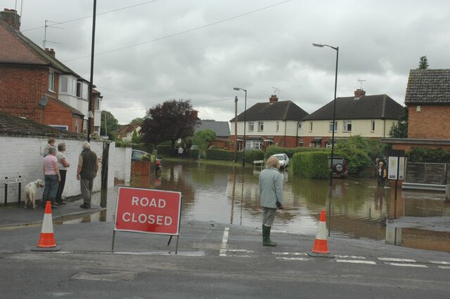 File:Alcester Flood - July 2007.jpg