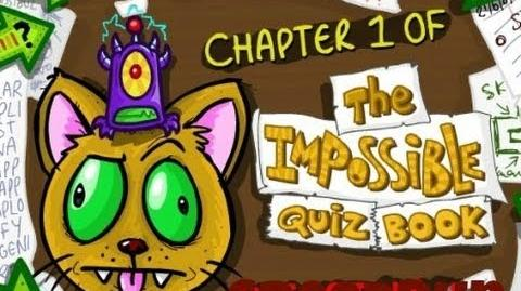 WR The Impossible Quiz Book Chapter 1 Speedrun 00 01 51