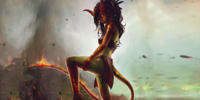 Rayel Hellfire Succubus