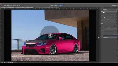 Modified 2013 Lexus ES 350 - Virtual Tuning