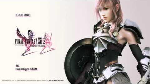 Final Fantasy 13-2 OST - Disc One - 15 - Paradigm Shift