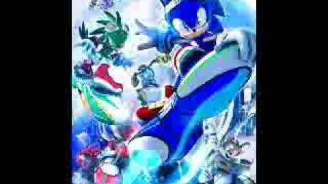 Sonic Riders Zero Gravity Aquatic Capitol Music