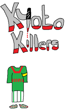 Kyoto killers emblem kit