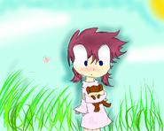 Megami tenshi request