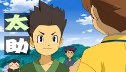 Tasuke's first appearance (CS 12 HQ)