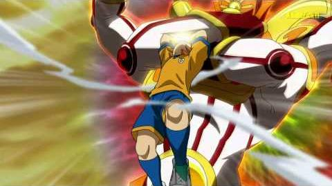 Inazuma Eleven GO Chrono Stone 23 - Sunshine Force サンシャインフォース HD