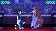 Tsurugi kneeing down for Lalaya EP43 HQ