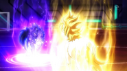 Tenma and Tsurugi transformed EP39 HQ