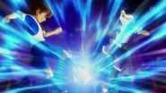 Tenma Vs. Tsurugi Galaxy 38 HQ
