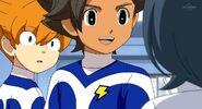 Minaho noticing Matatagi's other side