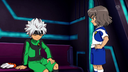 Ibuki and Shindou Galaxy 38 HQ