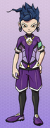 Tsurugi as Faram Dite captain official