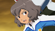 Shindou flying in the air Galaxy 29 HQ