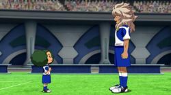 Kusaka confessing to Morimura