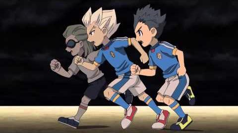 Inazuma Eleven - Hissatsu Tactic Black Thunder