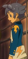 Hikaru in his school uniform.png