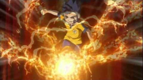 Inazuma Eleven GO - Tecnica - Final! Ultimate Thunder 1080p HD