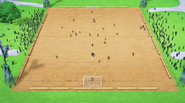 Raimon's football pitch HQ