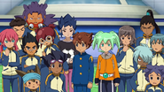 Raimon after hearing Wonderbot's explanation CS 3