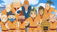 Manyuuji anime