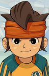 Endou mamoru inazuma eleven 3 game.PNG